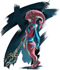 BotW_Mipha_Artwork
